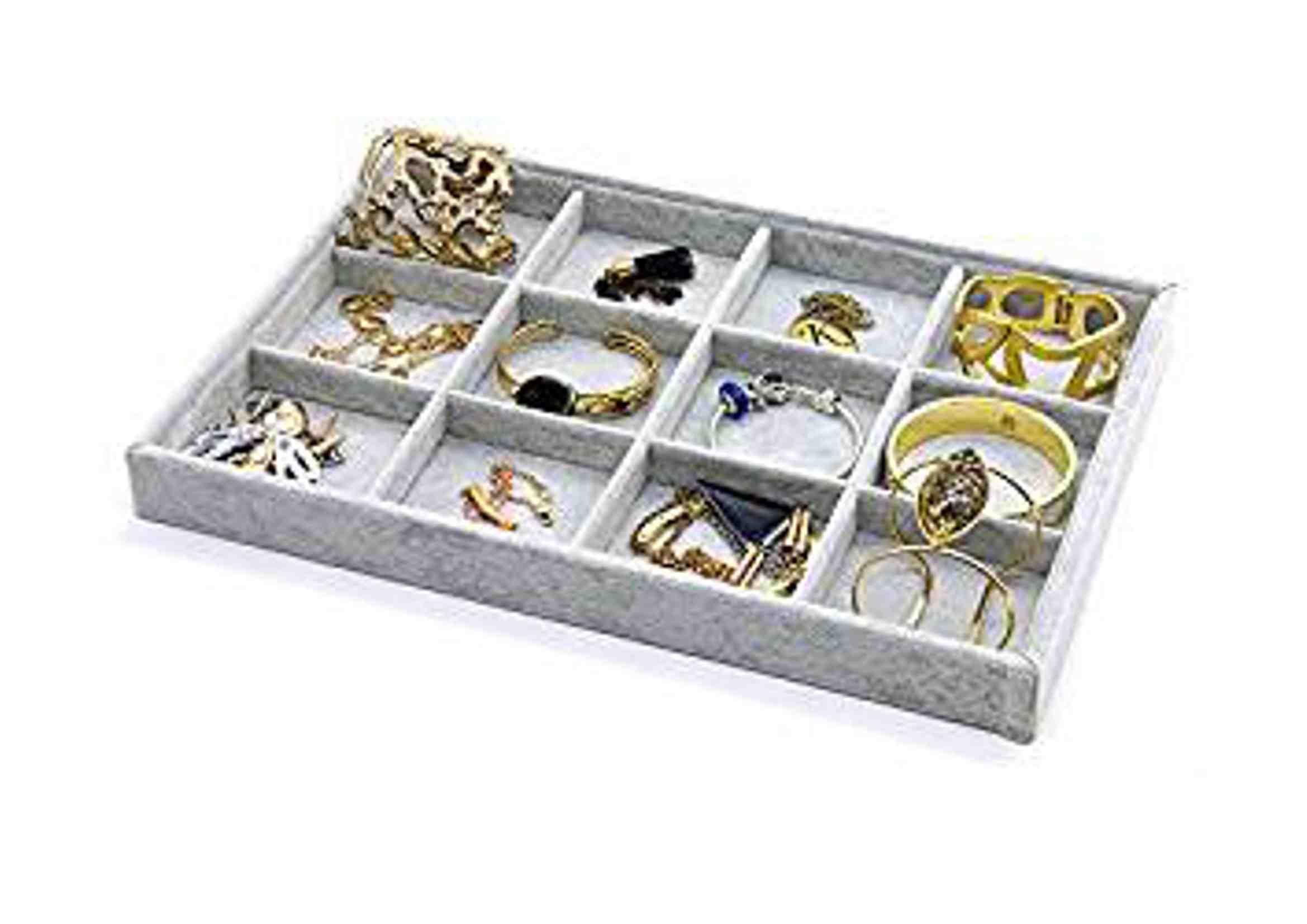 bandeja organizadora de joyas