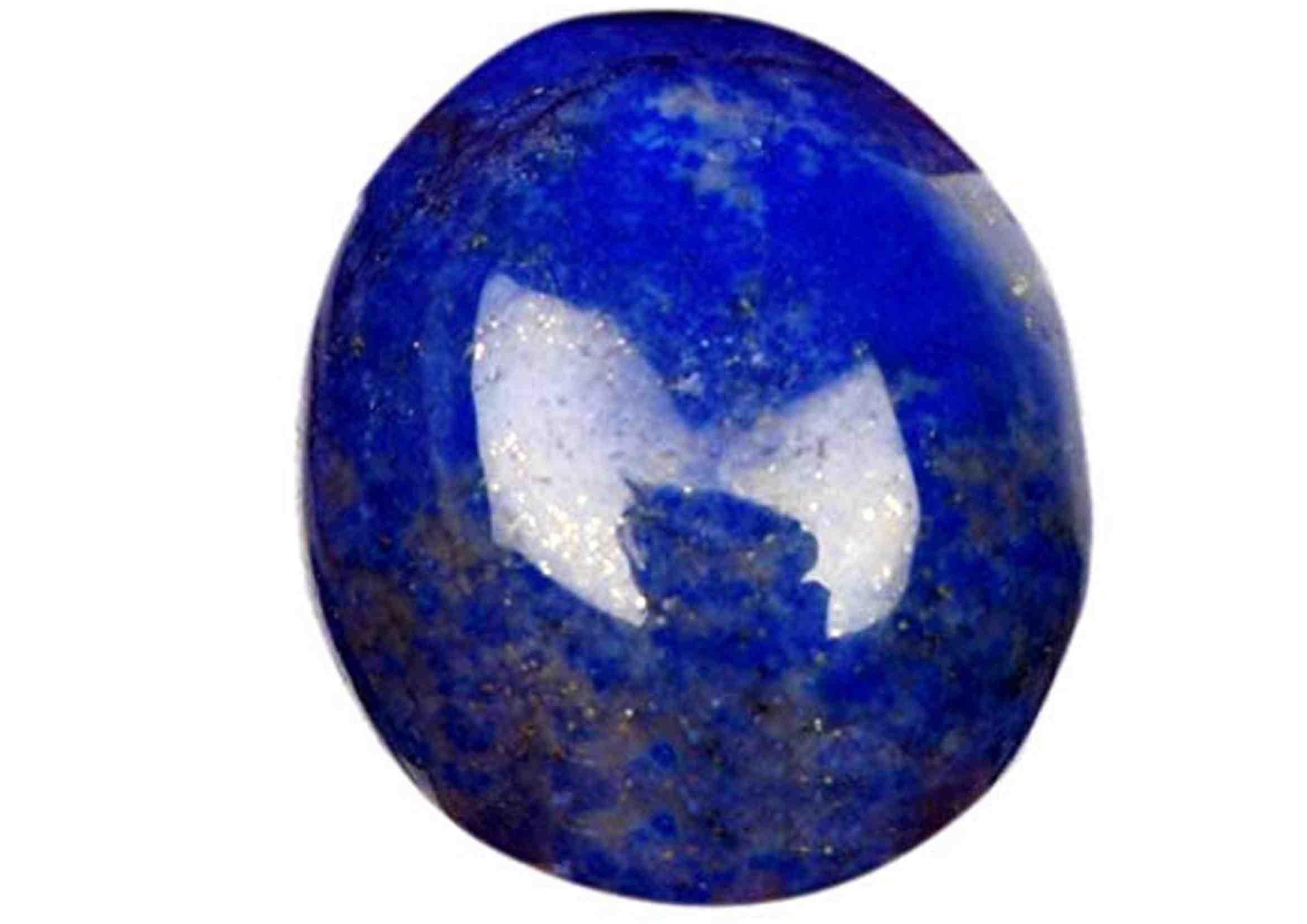 huevo de lapislázuli