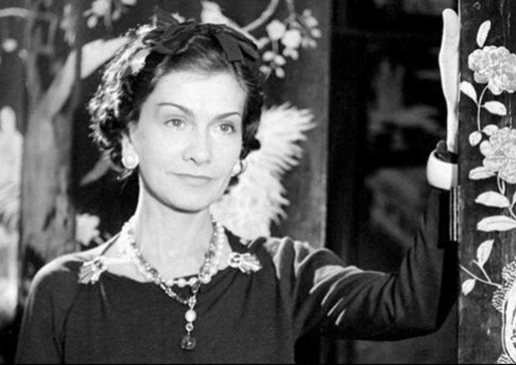 Coco Chanel Diseñadora Visionaria