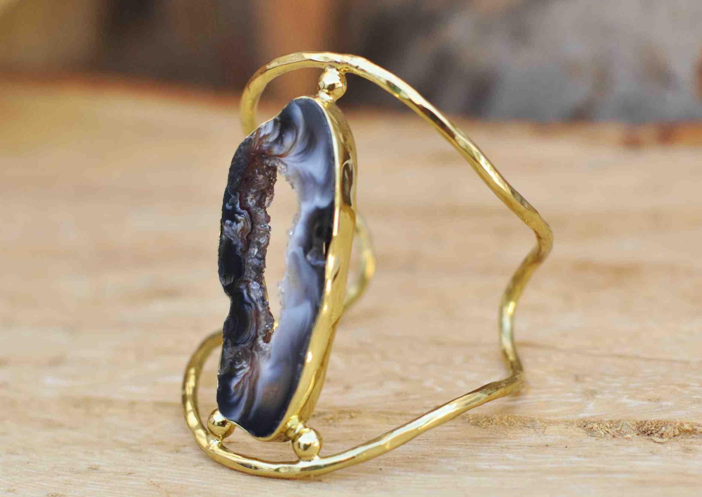 pulseras con piedras